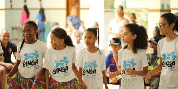 batizado Ginga