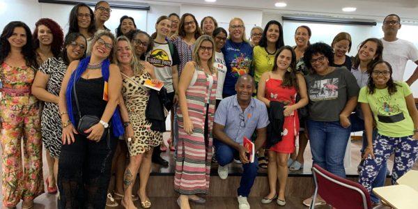 GR Centro e GR Itapua- formação inglês