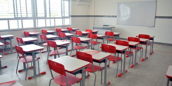 ESCOLA fg I sala de aula